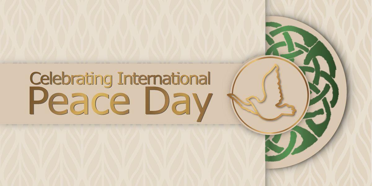 Sunday Service in Celebration of the International Day of Peace