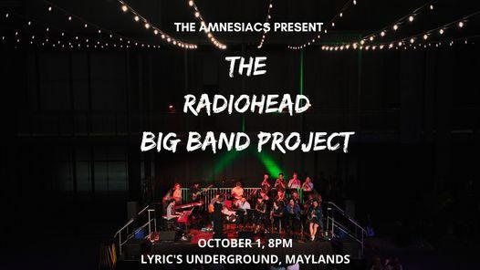The Amnesiacs \u2013 The Radiohead Big Band Project