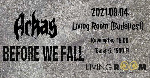 Arkas, Before We Fall - Living Room