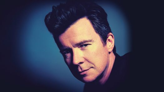 RICK ASTLEY - A FREE CONCERT FOR THE NHS & FRONTLINE STAFF