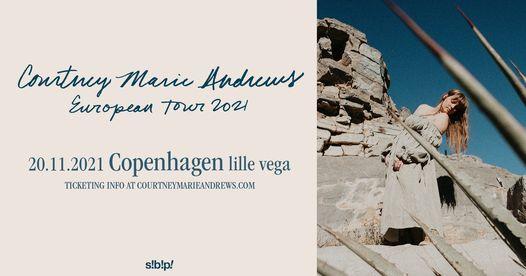 Courtney Marie Andrews (US) at Lille VEGA - Solokoncert