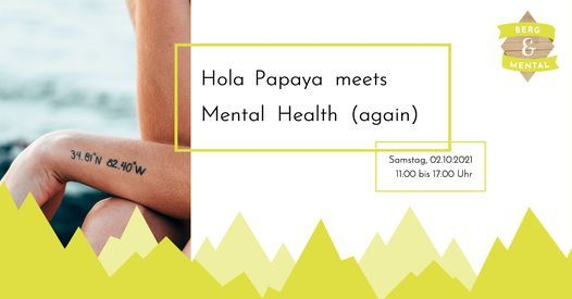 Hola Papaya meets Mental Health (again)