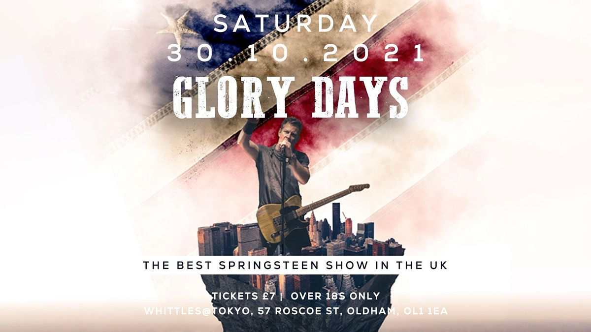 Glory Days - Tribute to Bruce Springsteen