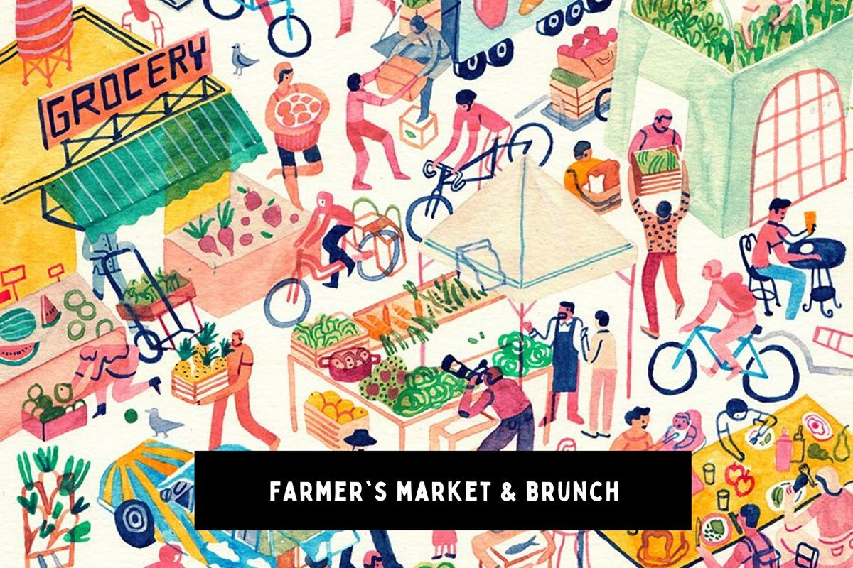 Farmer's Market with Bollywood Adventures