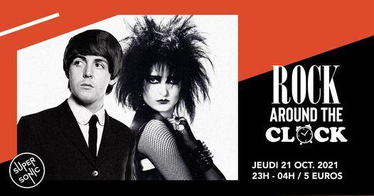 Rock Around The Clock \/ La Nuit Retour Vers Le Futur du Supersonic