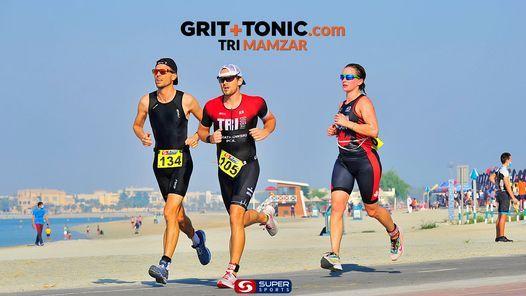 GRIT+TONIC.com Triathlon: Mamzar, Race 1