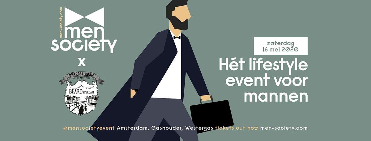 MenSociety X BEARDsterdam 2022