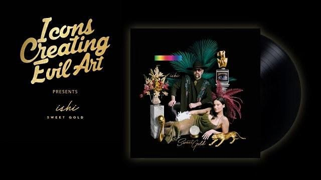 "ISHI: ""Sweet Gold"" Album Release  w\/ Red-Eye"