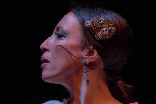 ROMANCERO GITANO, poes\u00eda y flamenco, teatralizado