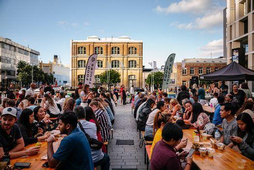 Britomart Street Food Festival