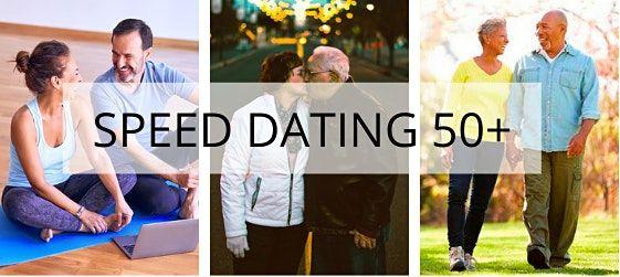 speed dating 50