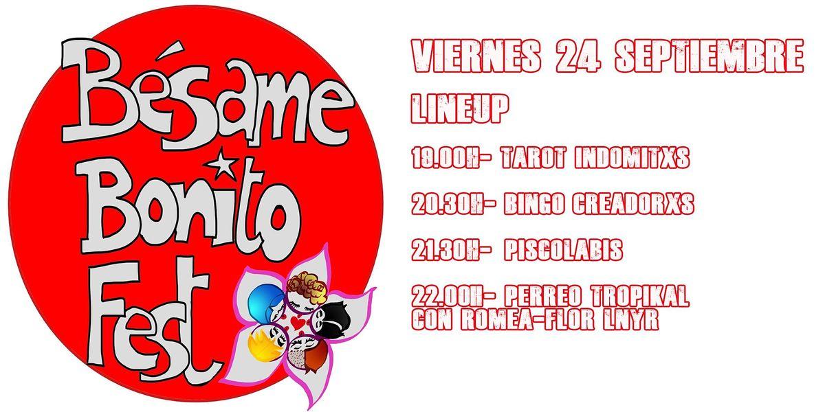 BBF B\u00e9same Bonito Fest