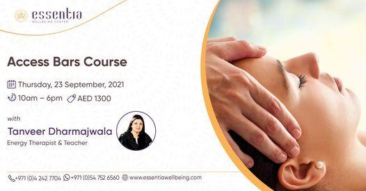 Access Bars Course with Tanveer Dharmajwala