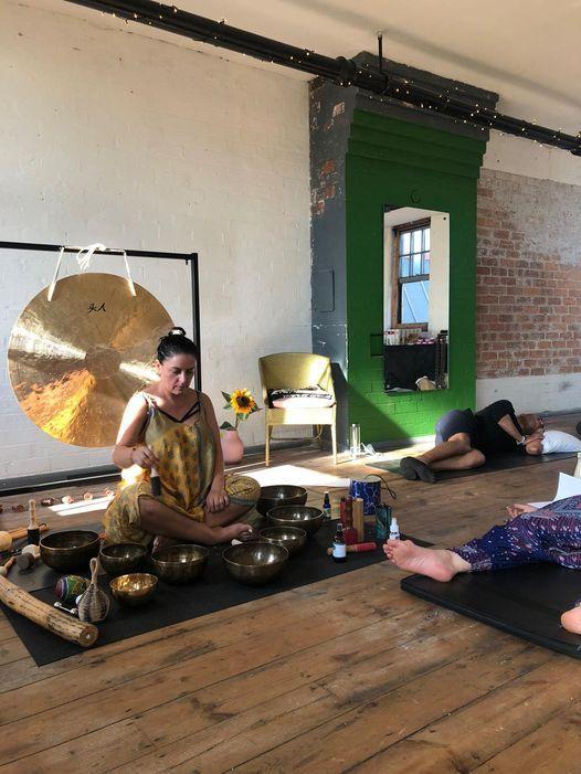 Relaxation Soundbath with Huda