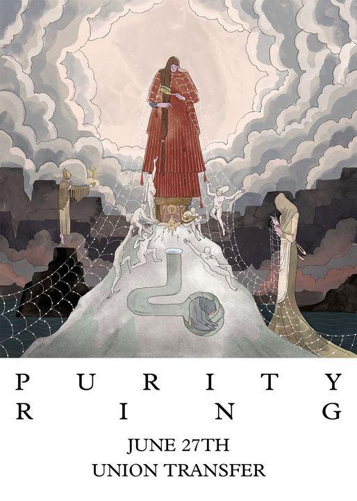 Purity Ring \/ Dawn Richard at Union Transfer - Philadelphia 11\/12