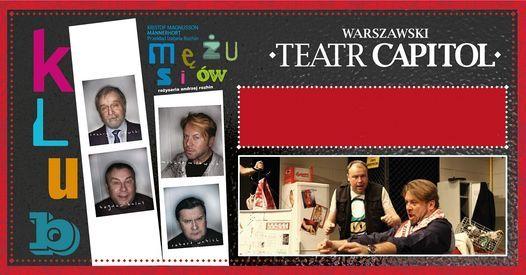 Warszawa: Klub M\u0119\u017cusi\u00f3w