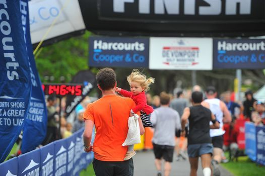 2021 Harcourts Cooper & Co Devonport Half Marathon