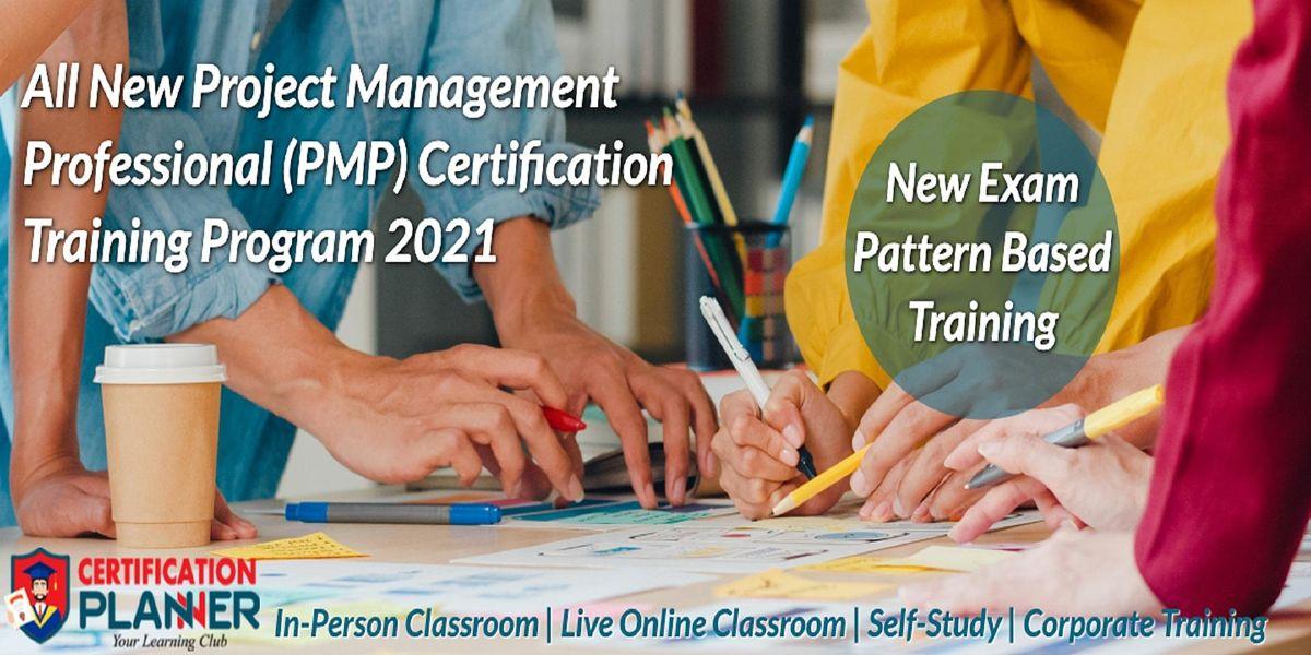 New Exam Pattern PMP Training in Orlando
