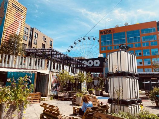 LYLA Soul Yoga Silent Disco Yoga and Brunch at Container Collective