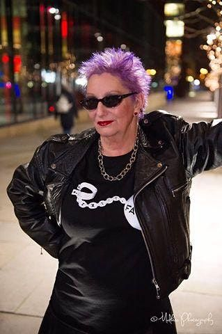 JORDAN - Always Defying Gravity: Punk, Pistols, Style, Ballet, Film & more