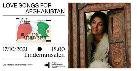 Love Songs for Afghanistan
