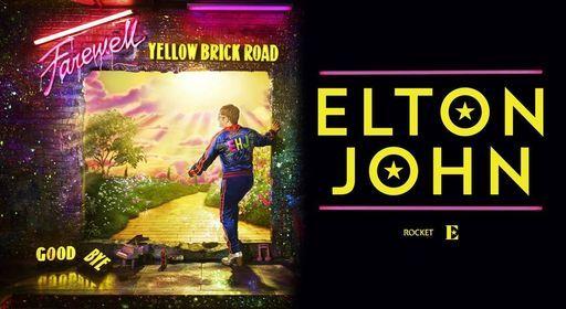 Sir Elton John Farewell Tour 2020