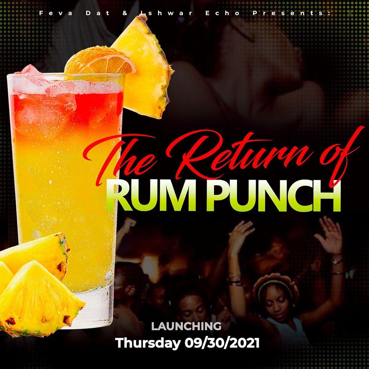 Return of RUM PUNCH - Orlando