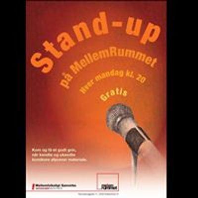 Stand-up p\u00e5 MellemRummet