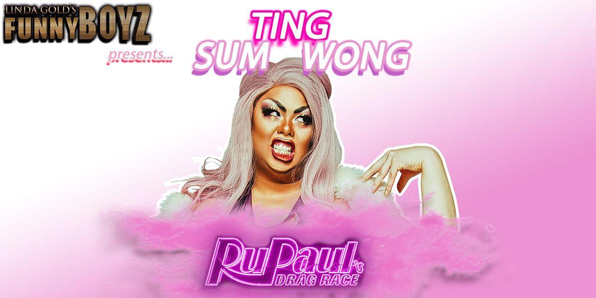 FunnyBoyz Manchester presents RuPaul's Drag Race SUMTINGWONG