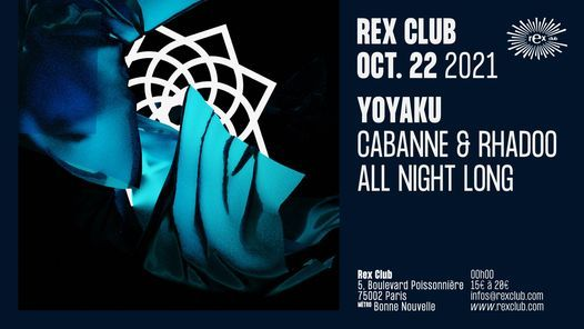 YOYAKU: CABANNE & RHADOO ALL NIGHT LONG