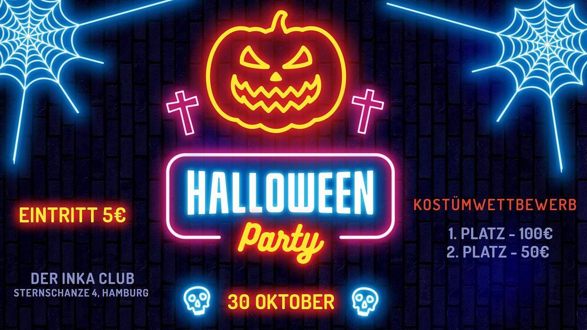 Halloween Latin Party