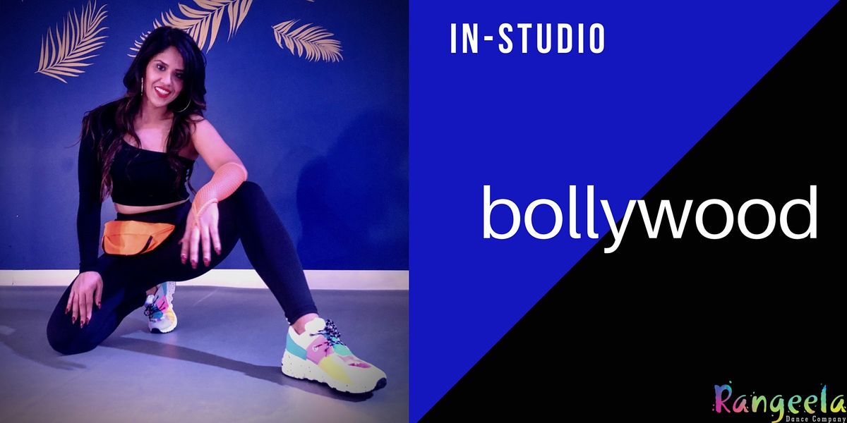 In-Studio Bollywood Dance Workshop With Anam