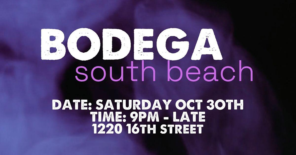 Bodega in Euphoria - Bodega Taqueria y Tequila Halloween 2021