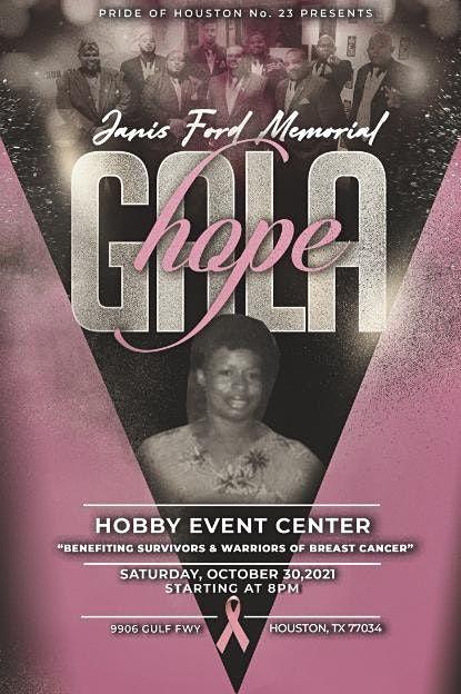 Janis Ford Memorial Hope Gala