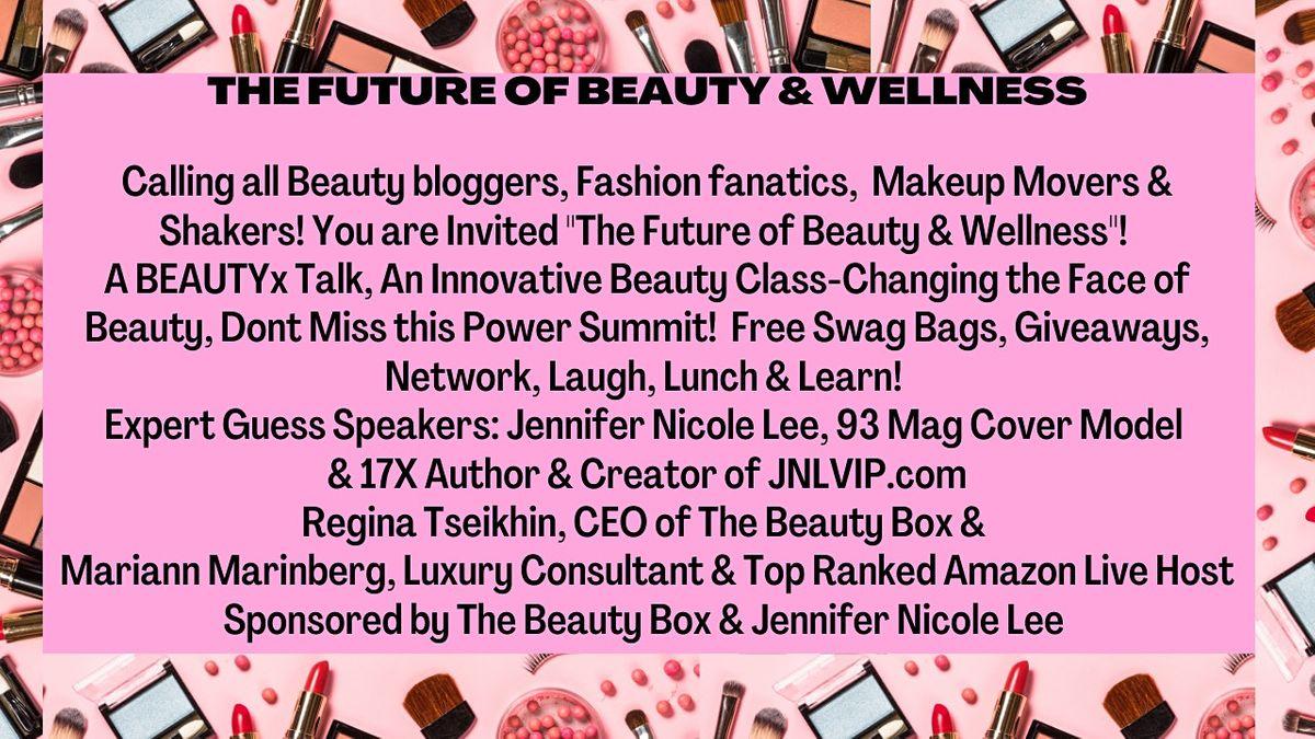 Beauty Power Summit! Calling All Beauty Bloggers! Beauty Class & Network
