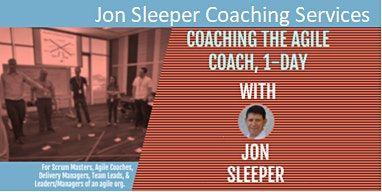 Coaching for the Agile Coach
