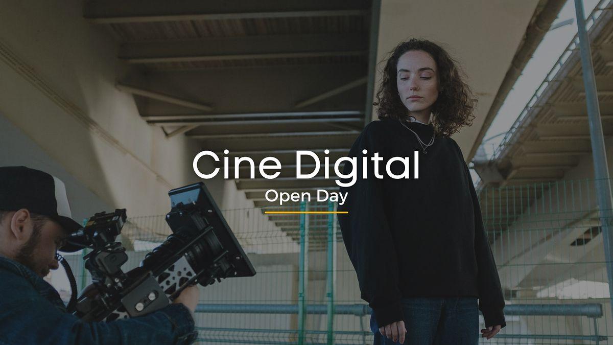Open Day | Cine Digital
