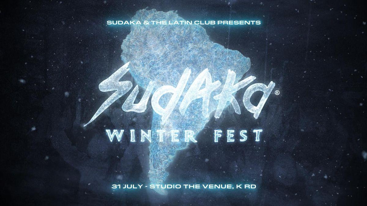 Sudaka Latin Winter Fest at Studio Venue