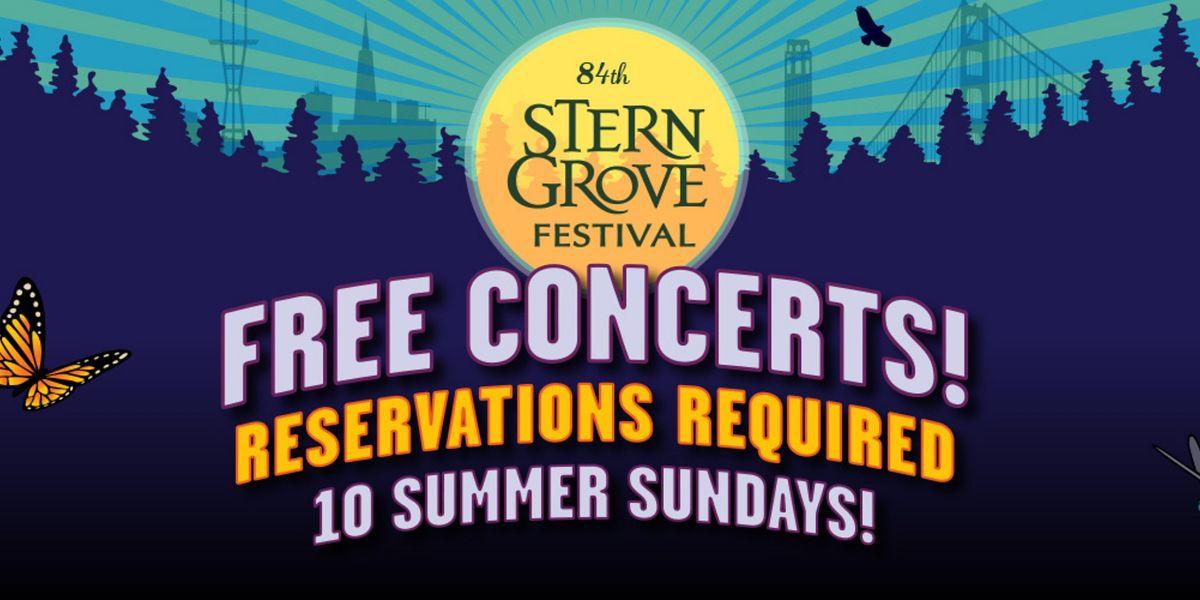 Stern Grove Festival featuring Joan Jett & The Blackhearts