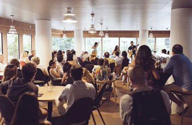 VOLVEMOS CON  LIVE BOSSANOVA MUSIC EN OD BARCELONA. FREE ENTRACE.