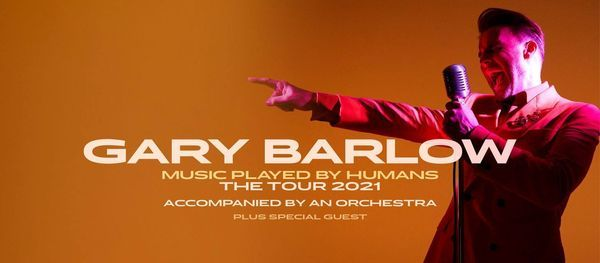 Gary Barlow: Music Played By Humans | Manchester