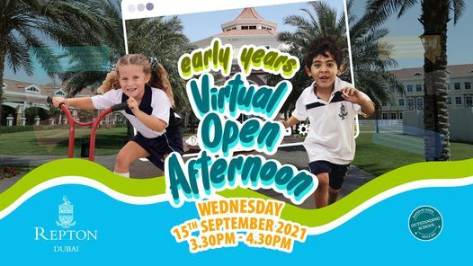 Early Years Virtual Open Afternoon