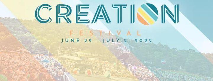 Creation Festival 2022 Agape Farm Retreat Center Shirleysburg 29 June To 2 July