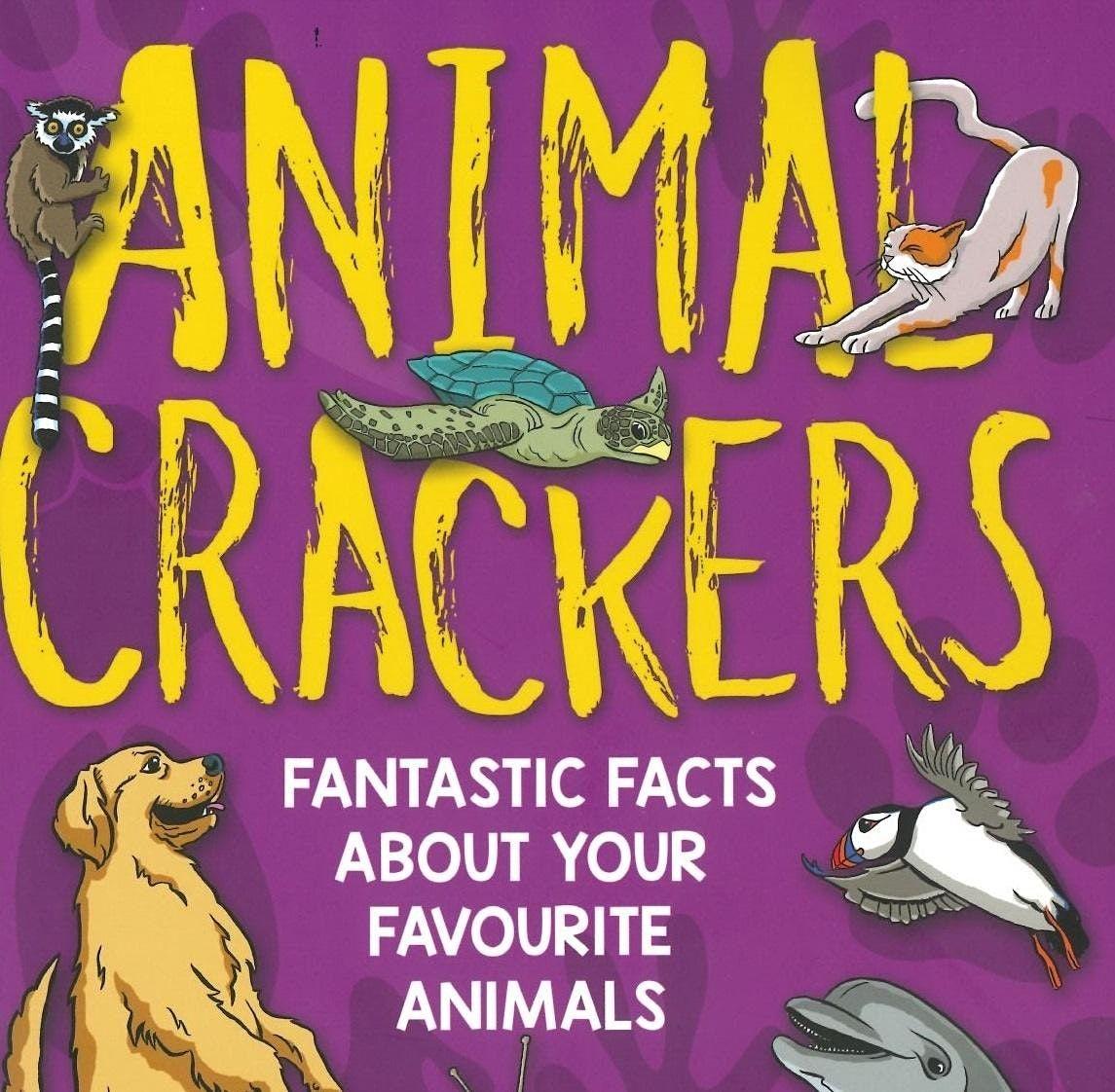 The Animal Crackers Family Challenge with Alan Nolan and Sarah Webb