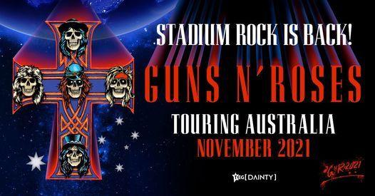 Guns N' Roses at Optus Stadium, Perth