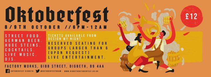 Digbeth Oktoberfest 2021