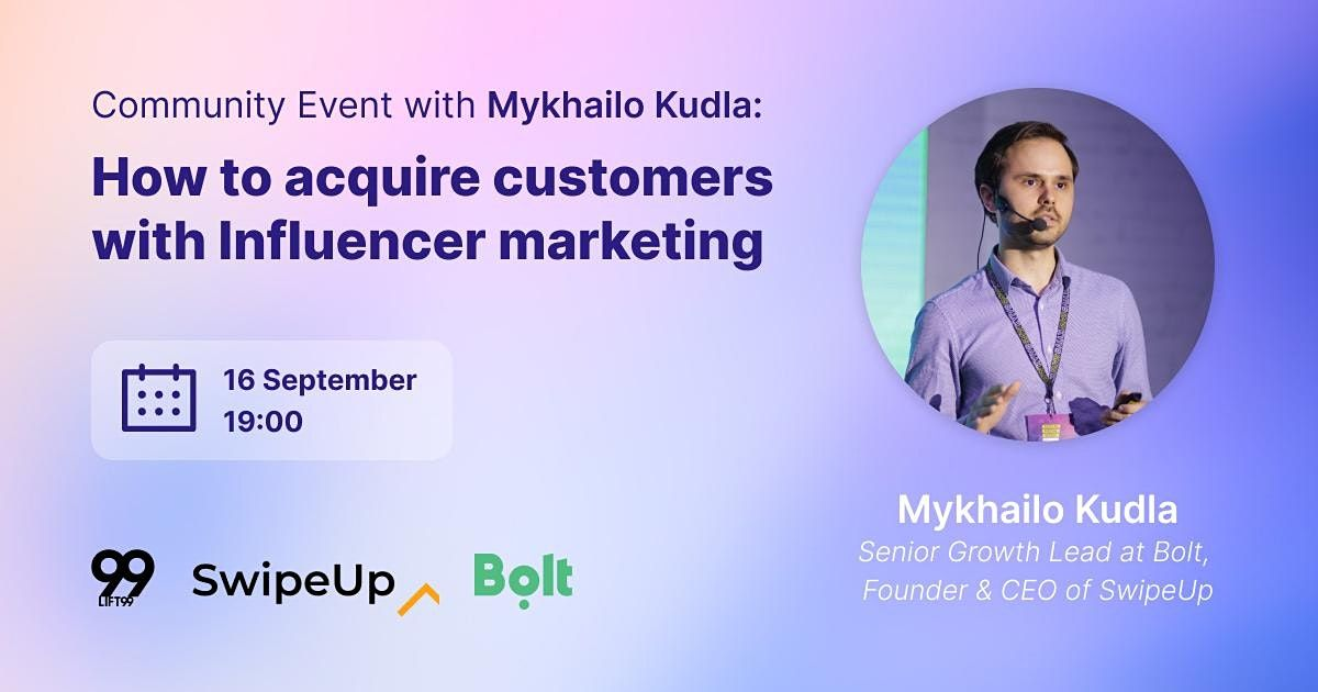 How to acquire Customers with Influencer Marketing