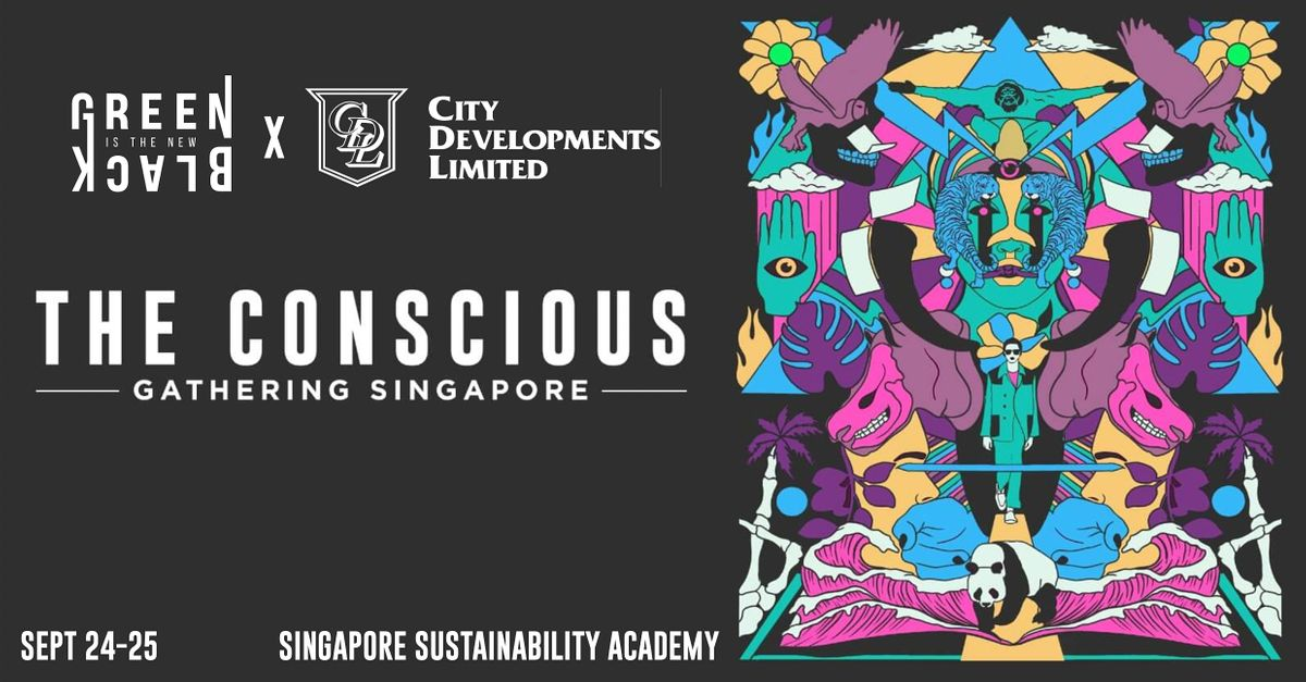 [Singapore] Conscious Leaders Gathering [in-person event with speakers]