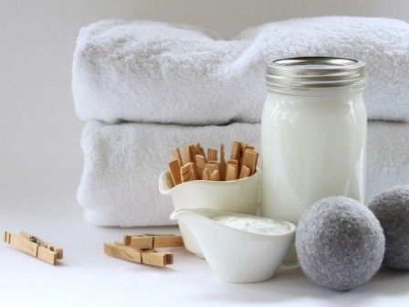 Laundry Products Making