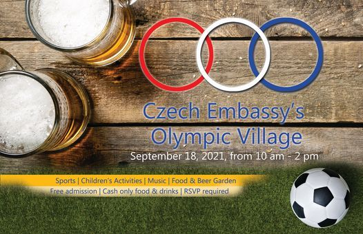 Czech Embassy's Olympic Village